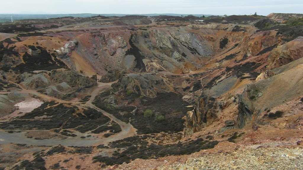 Parys Mountain Anglesey